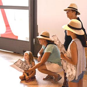 Taller familiar 'Vacances a Tàrraco' al MNAT, Tarragona