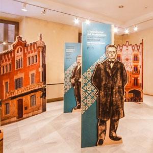 Exposició 'L'arquitectura modernista del Camp de Tarragona i les Terres de l'Ebre'
