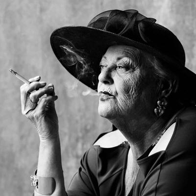 Viviane De Muynck, actriu