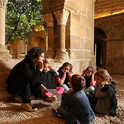 Experiència medieval al Monestir