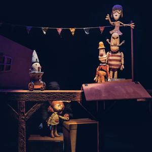 Espectacle familiar 'La mongetera màgica' de Festuc Teatre