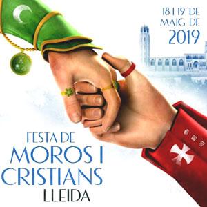 Festa de Moros i Cristians a Lleida, 2019