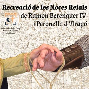 Noces Reials de Ramon Berenguer IV i Peronella d'Aragó a Lleida, 2019