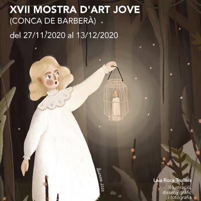 XVII Mostra d'Art Jove de la Conca de Barberà, Montblanc, 2020