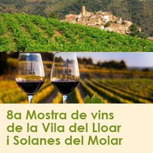 8a Mostra de vins de la vila del Lloar i les Solanes del Molar, 2019