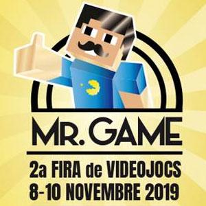 2a edició de la Fira de Videojocs Mr. Game a REus, 2019