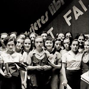 Exposició 'Mujeres libres (1936-1939). Precursoras de un mundo nuevo'