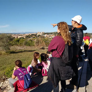 Itinerari familiar 'Dels Munts a Tamarit'