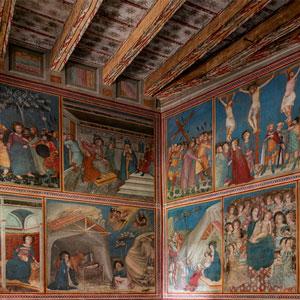 Murals divins - Monestir de Pedralbes