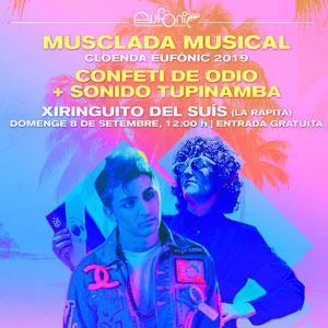 Musclada musical - Eufònic 2019