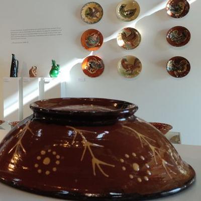 Exposició 'Díaz Costa. Ceramista' - Terracotta Museu