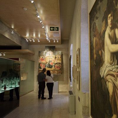 Visita al Vinseum, Museu de les Cultures del Vi de Catalunya, Vilafranca del Penedès