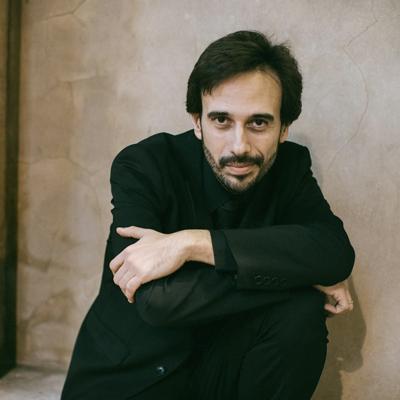Iván Martín, músic, pianista, 2020