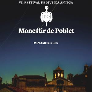 VII Festival de Música Antiga de Poblet, Vimbodí i Poblet, 2019