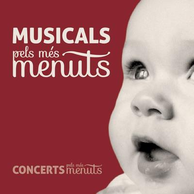 Espectacle 'Musicals pels més menuts' de la companyia Pels Més Menuts