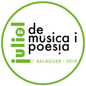 8è Juliol de Música i Poesia a Balaguer, 2019