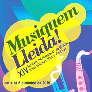 Musiquem Lleida, 2019