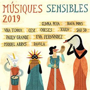 Músiques Sensibles - Barcelona 2019