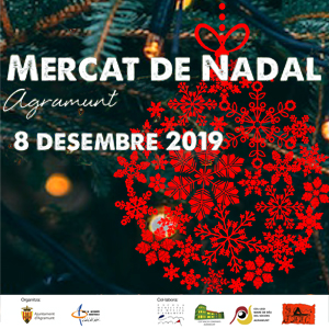 Mercat de Nadal d'Agramunt, 2019