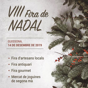 Fira de Nadal de Guissona, 2019