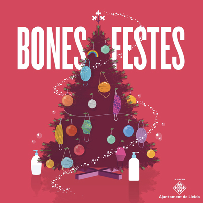 Nadal a Lleida, 2020