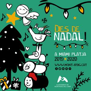 Nadal a Miami Platja, Mont-roig del Camp, 2019 - 2020