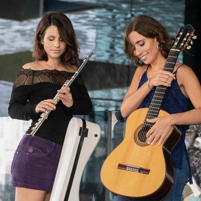 Nasia Duo, Neus Plana, Maria Camahort