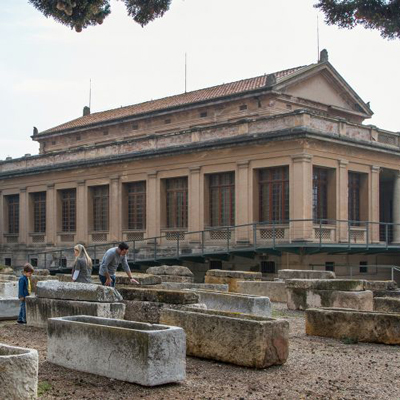 Necròpolis Paleocristiana de Tarragona