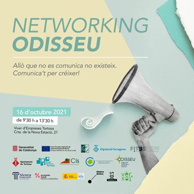 Networking Odisseu - Tortosa 2021