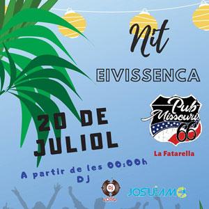 Nit Eivissenca - La Fatarella 2019