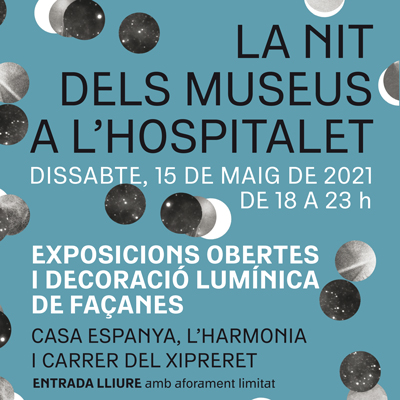 La Nit dels Museus - L'Hospitalet 2021