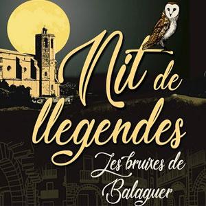Nit de llegendes. Les històries de Maria Bullfarines, Balaguer, 2019
