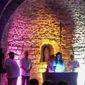 Nit Màgica de la Poesia a Rigolisa, puigcerdà, 2019