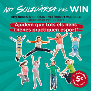Nit Solidària del Win - Tortosa 2019