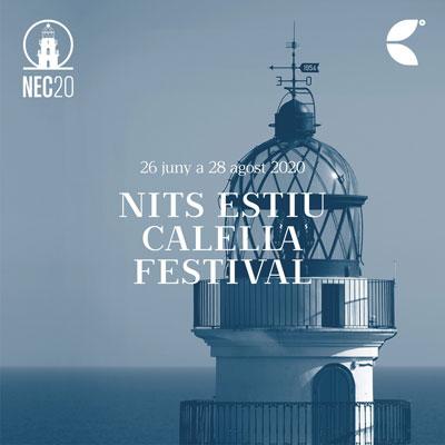 Festival Nits d'Estiu Calella (NEC), 2020