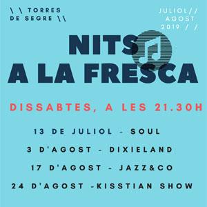 Nits a la fresca a Torres de Segre, 2019