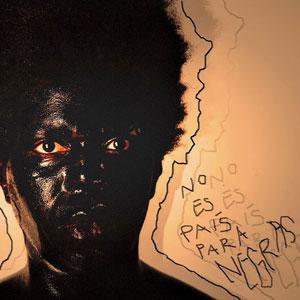 Espectacle 'No es país para negras' de Silvia Albert Sopale