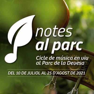 Notes al Parc, Girona, 2021
