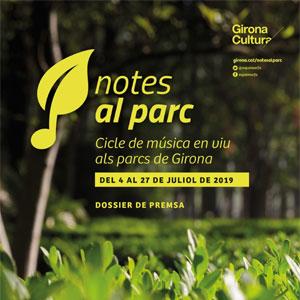 Notes al Parc, Girona, 2019