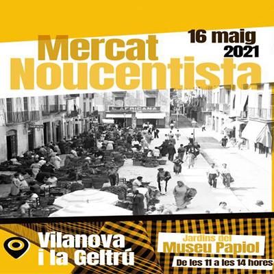 Mercat Noucentista