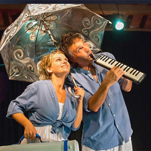 Espectacle 'El núvol gris, gras i gros' a càrrec de la companyia Teatre al Detall