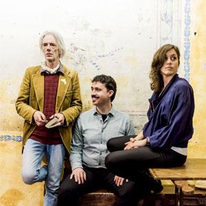 Concert 'El nus la flor' amb Maria Mauri, Enric Casasses i Daniel Ariño