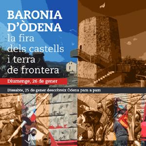 Baronia d'Òdena