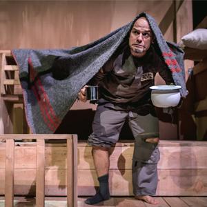 Teatre familiar 'Mon pare és un ogre' de la companyia La Baldufa