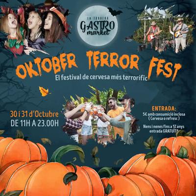 Oktober Terror Fest - Tordera 2021