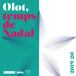 Olot, Temps de Nadal, 2019 - 2020