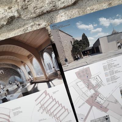 Exposició 'Projecte Omeia' al Museu Arqueològic de Banyoles, 2021