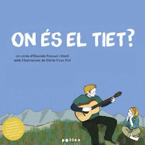 Llibre 'On és el tiet?' d'Elisenda Pascual