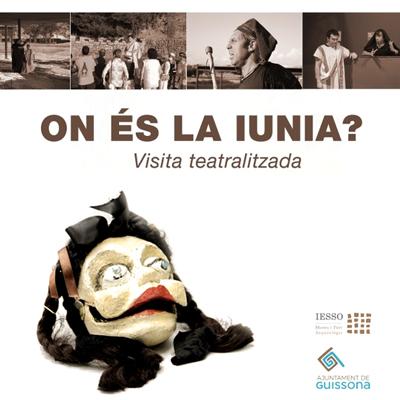 Visita teatralitzada 'On és la Iunia?' al Museu de Guissona