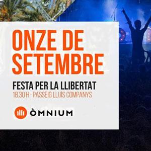 Festa per la Llibertat - Barcelona 2019